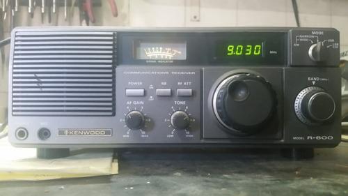 Receptor Onda Corta Kenwood R-600