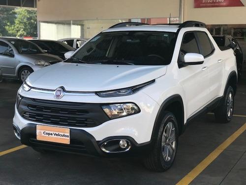 Fiat Toro Freedom 1.8 Branco 2021