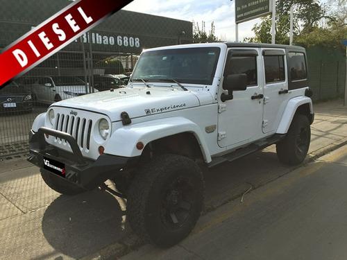 Jeep Wrangler 2.8d Unlimited Sahara Auto 4wd