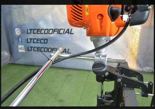 Motor 2.6 Hp Ltceco 2 T Edicion Especial ( Caña Extensible)