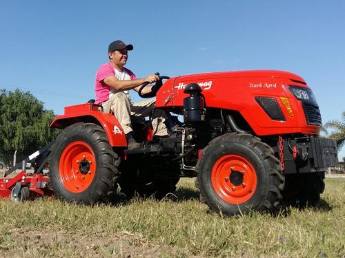 Tractores Hanomag Parqueros Stark 25 Hp  Nuevos Dolar Oficia