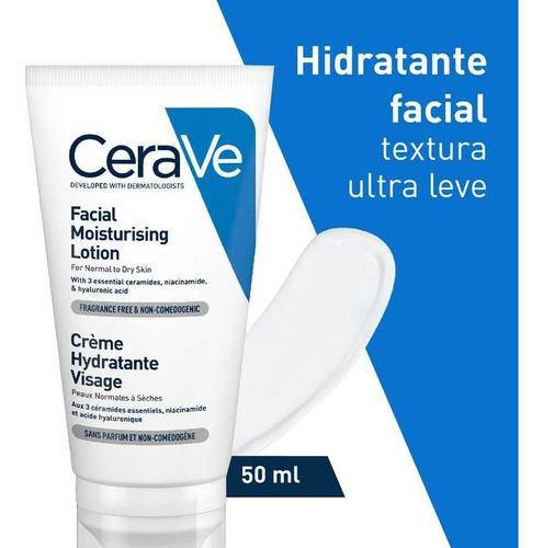 Crv Loção Facial Hidratante 52ml