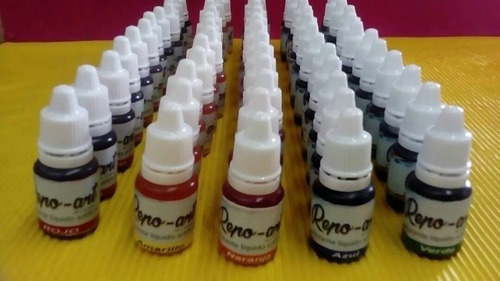 Colorante Liquido Vegetal Repo-art Reposteria