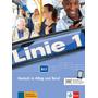 Linie 1 A1.1 Kurs Und Ubungsbuch Mit Mp3
