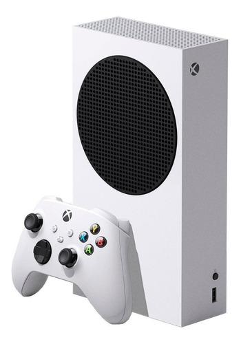 Microsoft Xbox Series S 512gb Standard Color  Blanco