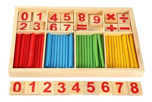 Abaco   Mathematical  Estuche Madera