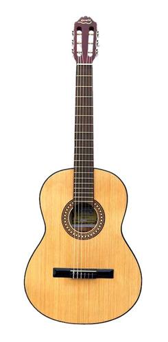 Guitarra Criolla Clásica Gracia M7  Pino Derecha