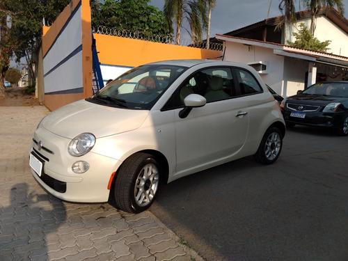 Fiat 500 Cult 1.4  2012   Lindo  Novo