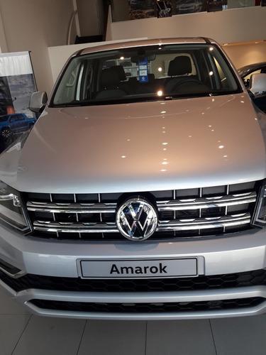 Volkswagen  Nueva Amarok  Highline  4x4 Automatica