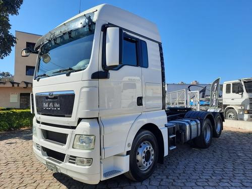Man Tgx  28440 6x2 2020 Trucado  - Scania-volvo-mercedes