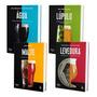 Coleção Livros De Cerveja Água, Malte, Lúpulo, Levedura