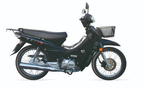 Baccio Px110 - Moped