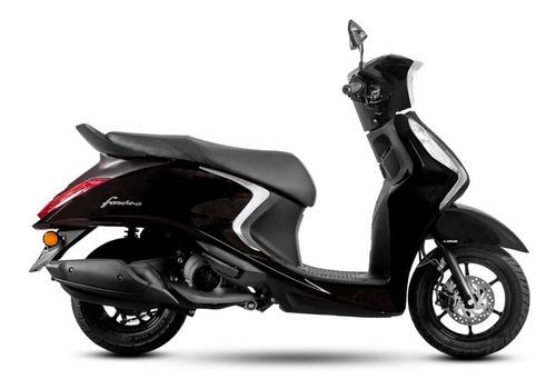 Yamaha Fascino 125 Fi 0km Anticipo $ 160000 Y 12/18 Cuotas !