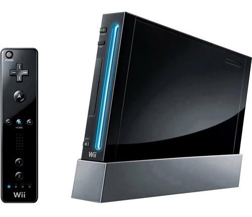 Nintendo Do Wii Com 21 Jogos E Dois Controles Original