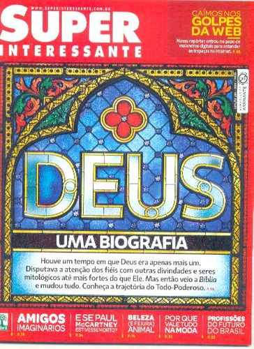 Super Interessante: A Biografia De Deus / Beatles / Musk