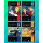 Mangás Fullmetal Alchemist Nº 1, 2, 3 E 4 ( Frete Grátis )