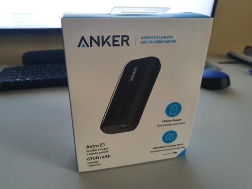 Carregador Portátil Powerbank Anker Astro E1