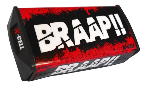 Protetor De Guidão Fatbar Braap Crf 230 Crf 250 Crf 450