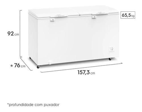 Freezer Horizontal 513l Electrolux (h550)