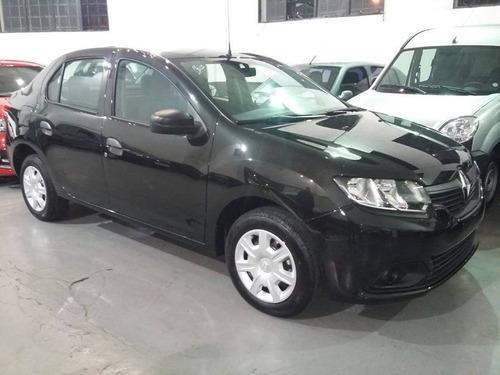 Renault Logan 1.6 16v Life 2021 Cuota Baja Cm
