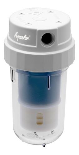Filtro Água Multiuso Aqualar Ap200 Transparente 3m Original