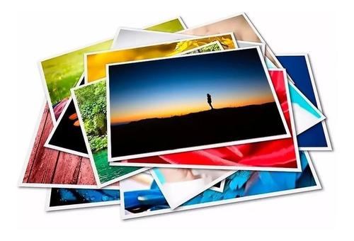 1000 Folhas Papel Fotográfico 10x15 Cm Brilhante 230g