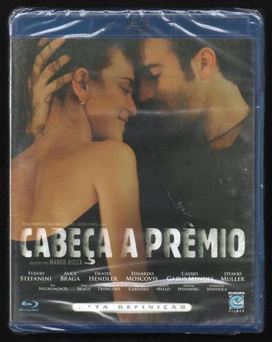 Blu-ray Cabeça A Premio  E Lacrado Original