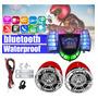 [popular] Alto falantes Estéreo De Motocicleta Bluetooth De