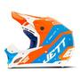 Capacete Cross Th1 Jett Evolution 2 Azul Claro 60