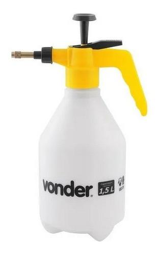 Pulverizador Borrifador De Aguá 1,5 L C/ Compressão Previa