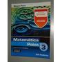 Matemática Paiva Volume 3 Paiva, Manoel