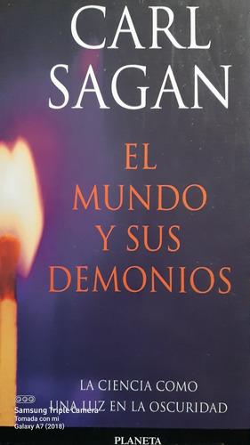 El Mundo Y Sus Demonios  / Sagan  .