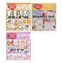 3 Revistas Eu Amo Ponto De Cruz Alfabetos Alphabetos