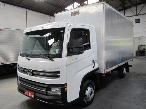 Vw Delivery Express  Ano 2020 Prime Completo Com Bau