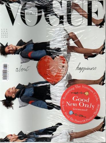 Vogue It Magazine Melhor Revista Fotografia De Moda