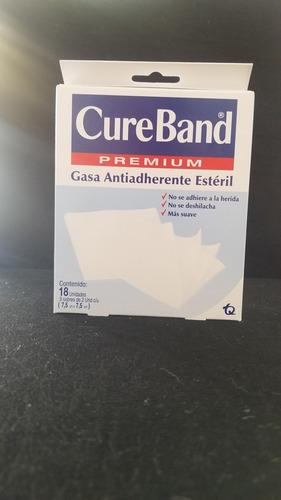 Gasa Cureband Caja X 18 Und