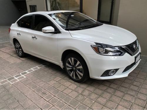 Nissan Sentra Exclusive Cvt Blindado