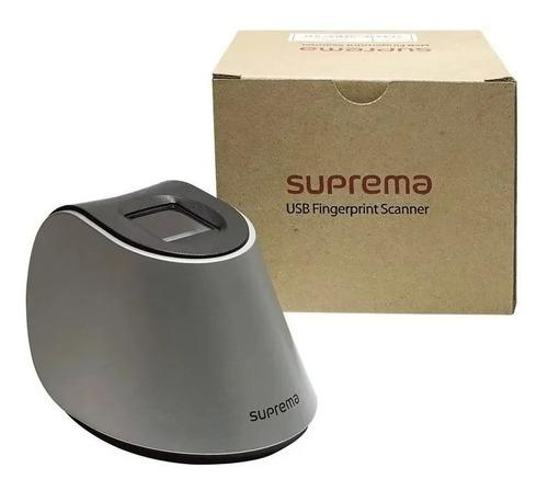 Leitor Biométrico Biomini Suprema Cadastro Digital Catracas
