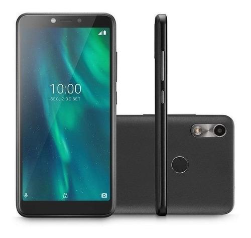 Celular Smartphone Multilaser F 32gb 1gb Ram Sensor Digital