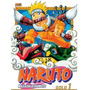 Mangá Naruto Gold 1 (português)