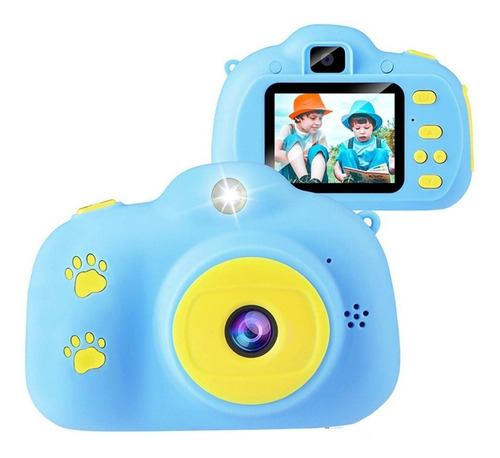 Câmera Fotográfica Digital Infantil Para Criança Novidade