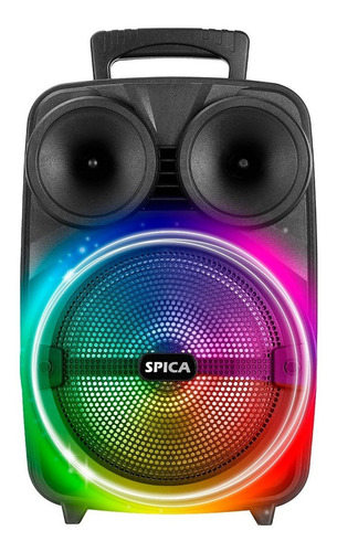 Parlante Spica Sp-4408 Portátil Con Bluetooth