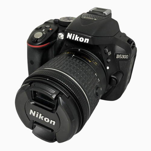 Câmera Nikon D5300 C 18:55 Wi fi Seminova 9.500 Cliques