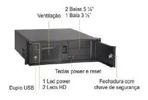 Desktop Hor. Nilko 3- Core I7 (3,4ghz) / 16gb Ram/ 500hd