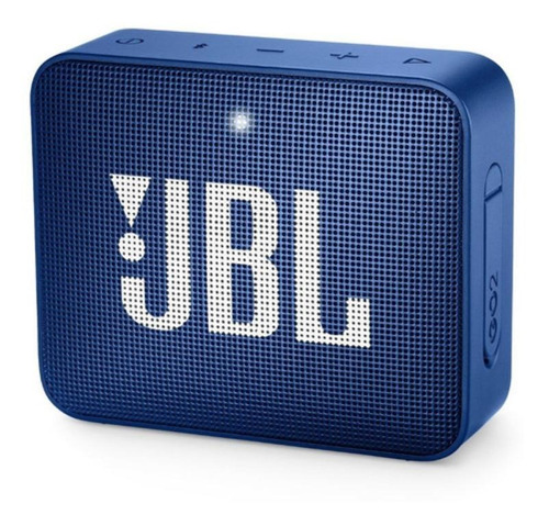 Parlante Jbl Go 2 Portátil Con Bluetooth Deep Sea Blue 110v/220v