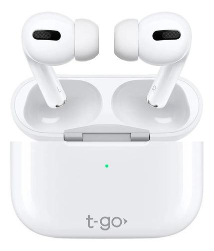 Auriculares In-ear Inalámbricos T-go I30 Blanco