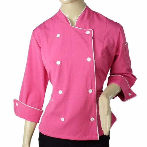 Uniforme Gastronomia, Cursos Culinária, Chefs Femininas
