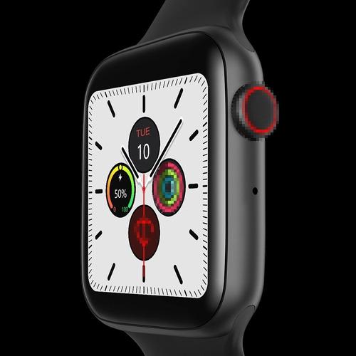 Relógio Smartwatch Iwo 8 Lite 44mm Para Android E Ios