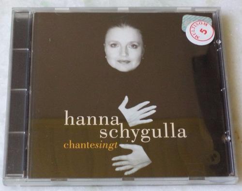 Cd  Hanna Schygulla Original