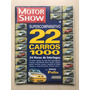 Revista Motor Show 209 Marea Fiat Palio Hyundai Elantra 291d
